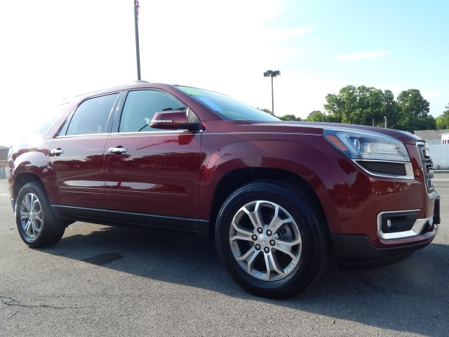 Certified Pre-Owned 2015 GMC Acadia SLT