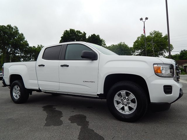 Certified Pre-Owned 2017 GMC Canyon 2WD