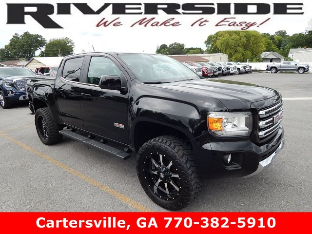 Pre-Owned 2015 GMC Canyon 4WD SLE