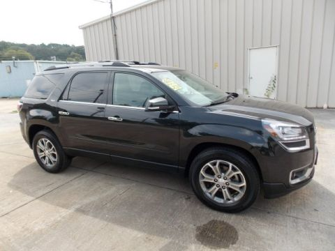 Pre-Owned 2015 GMC Acadia SLT With Navigation