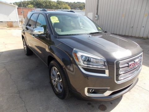Pre-Owned 2016 GMC Acadia SLT FWD Sport Utility