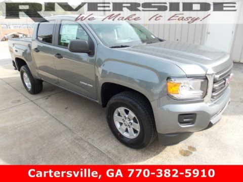New 2019 GMC Canyon 2WD RWD Crew Cab Pickup