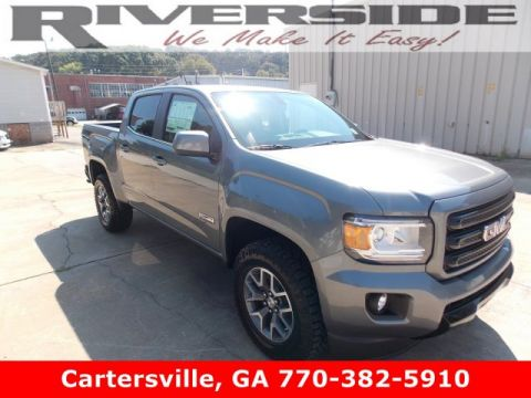 New 2019 GMC Canyon 4WD All Terrain w/Cloth 4WD