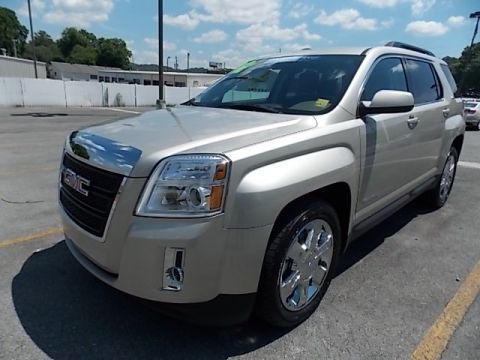 Certified Pre-Owned 2015 GMC Terrain SLT With Navigation