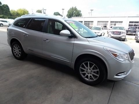 Certified Pre-Owned 2015 Buick Enclave Leather With Navigation
